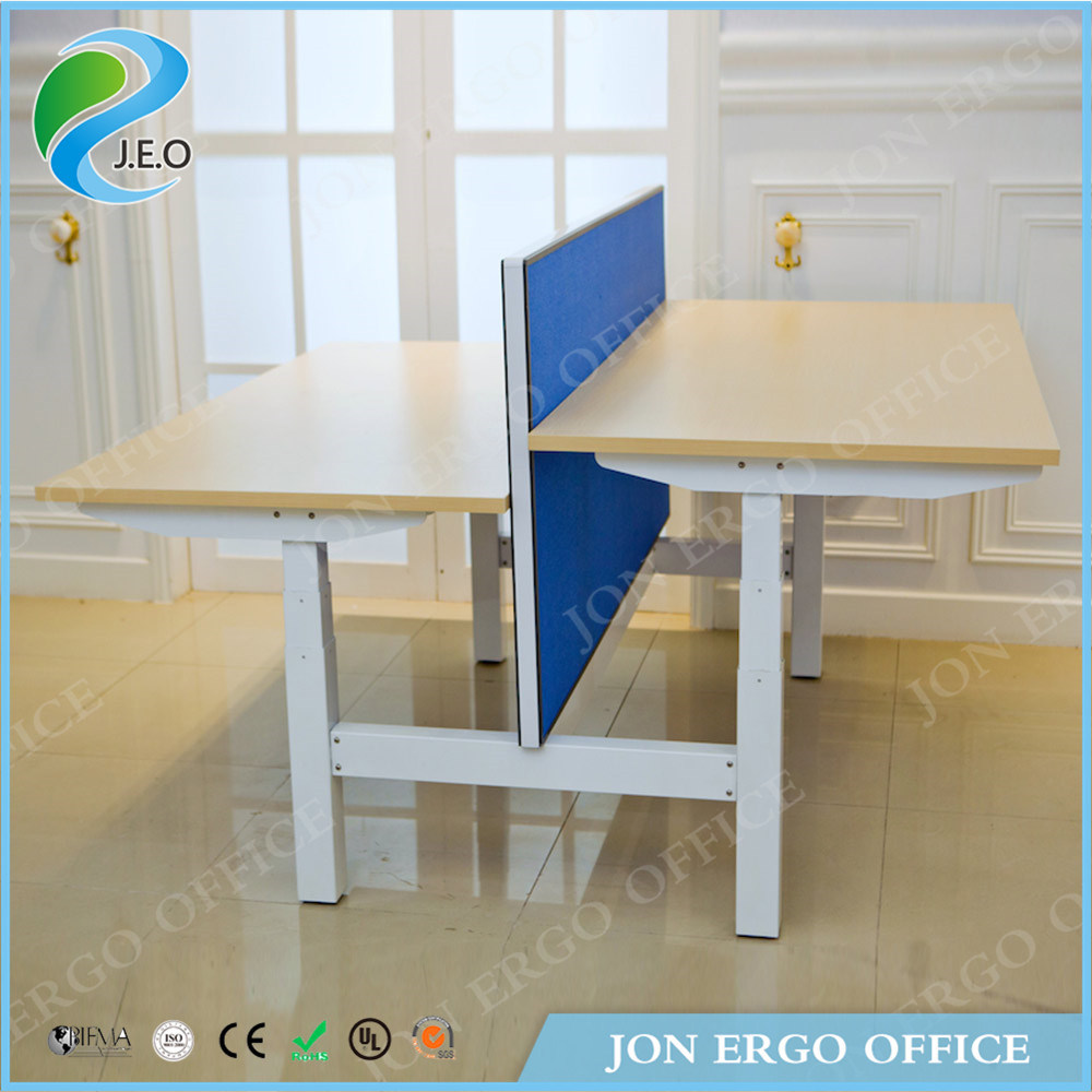 Electric Height Adjustable Office Furniture 4 Leg Modern Office Stand up Desk (JN-SD540)