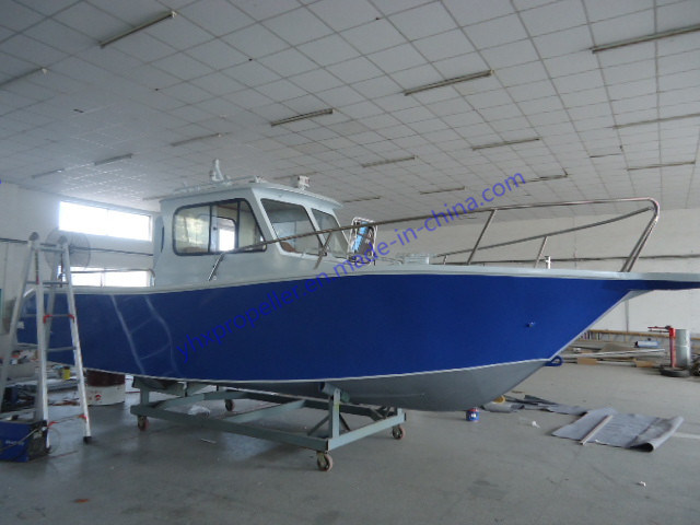 Boat, Fishing Boat, Aluminum Boat, Cheap Boat for Sale 8.6m