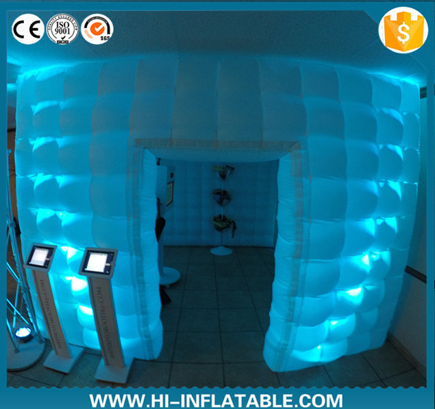 Creative Wedding Decoration Inflatable Backdrop Photo Booth for Wedding