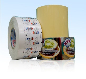 Unprinted Self-Adhesive Label Material with RoHS and Reach
