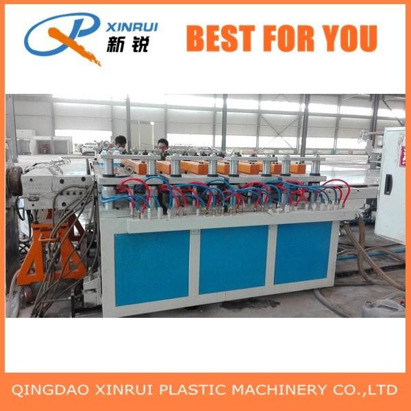 Plastic PVC Building Construction Board Extrusion Make Machine