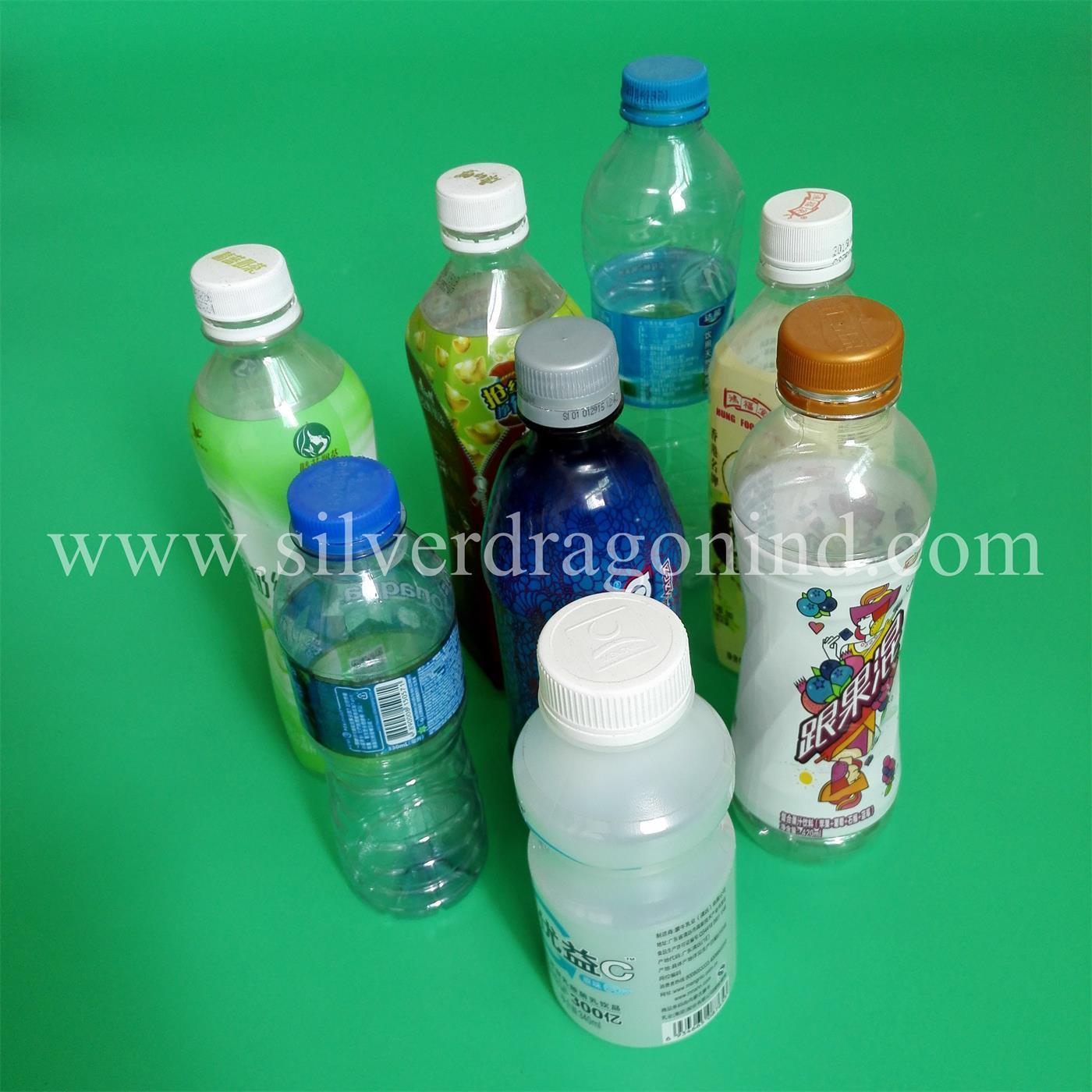 PVC Shrink Sleeve for Bottle Label