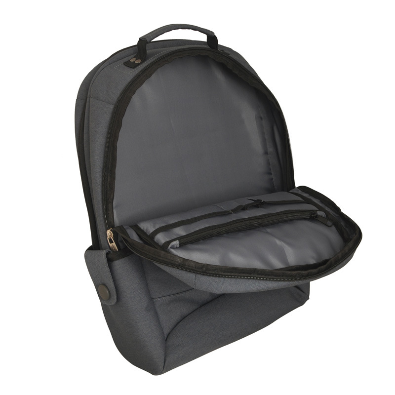 Slim Fashion Modern Design School Backpack Laptop Bag
