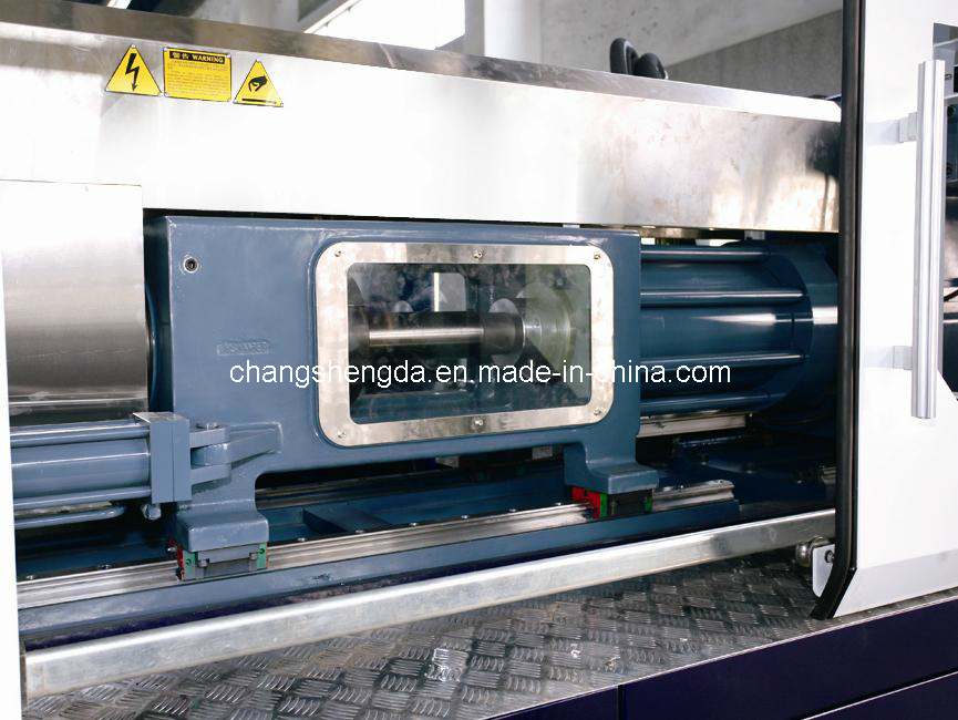 High Capacity Outside Cooling Injection Molding Machine (CSD-PET-OP Series)