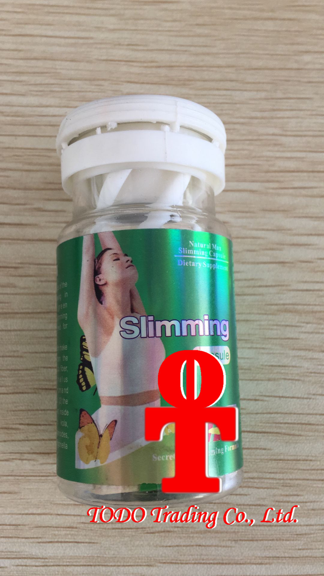 Natural Max Slimming Capsule, Green Box Weight Loss Capsules