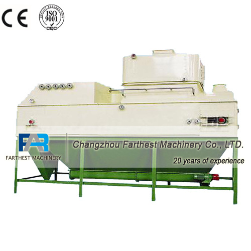 High Grade Shrimp Feed Stabilizing and Drying Machine