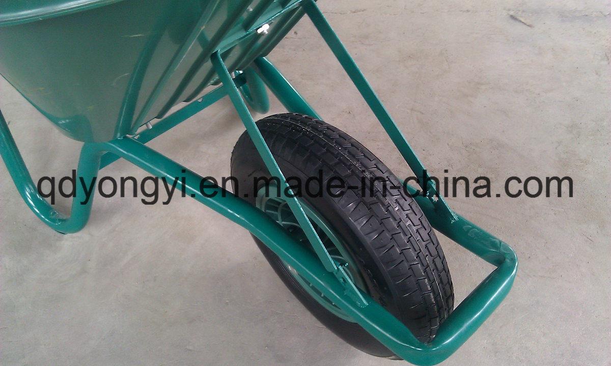 Heavy Duty Wheel Barrow for Europe Market, Ireland Wb6414