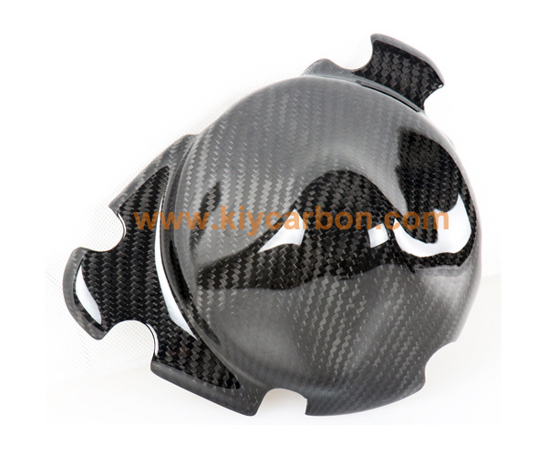 2009-2013 YAMAHA R1 Carbon Fiber Alternator Cover Kevlar Inside
