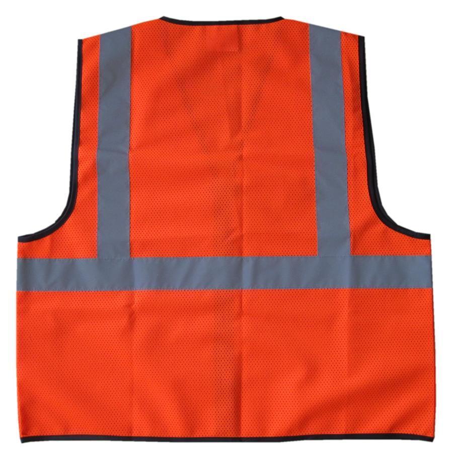 High Visibility Work Wear Reflective Safety Vest