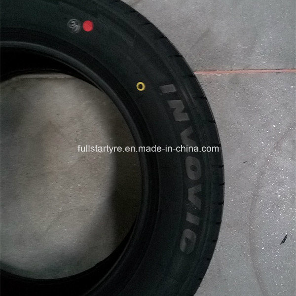 Invovic/Runtek Brand Car Tyre, HP, UHP, Mt, at, Light Tire, EL601 and EL316 PCR Tyre