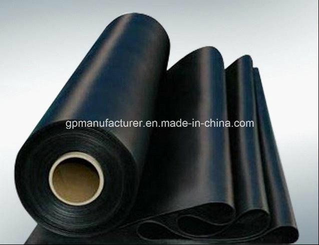 Black, White HDPE Geomembrane, Waterproof Geomembrane Liner