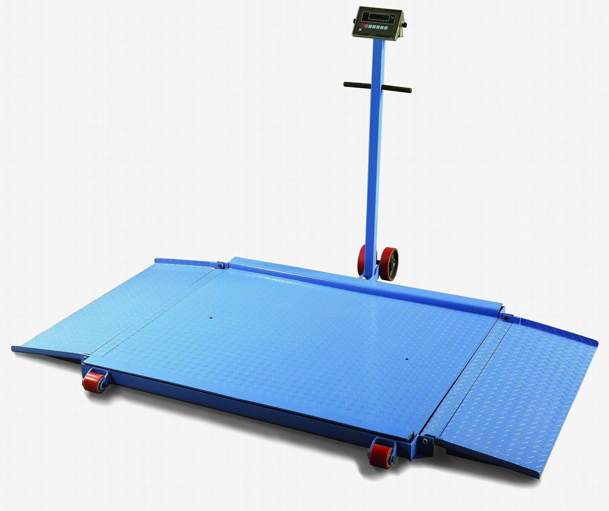 China Mobile Floor Scale Nc Series Photos Pictures
