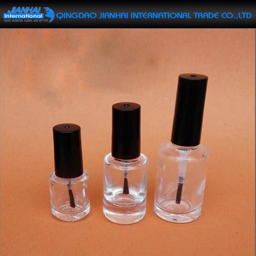 Normal Hot Sell Glass Bottle for Nail Polish Package