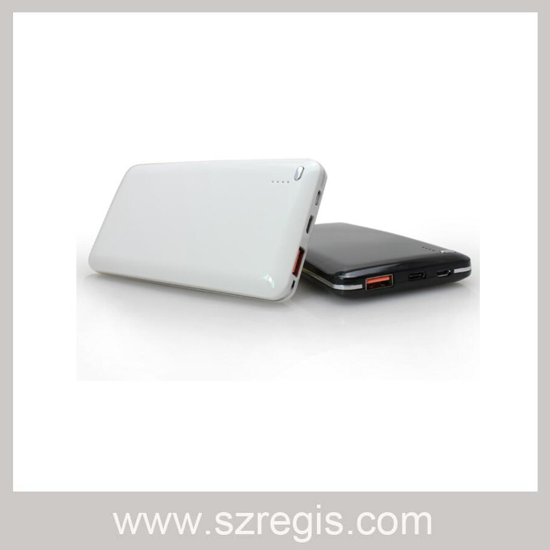 Intelligent Protection QC3.0 Fast Charge Mobile Power Bank