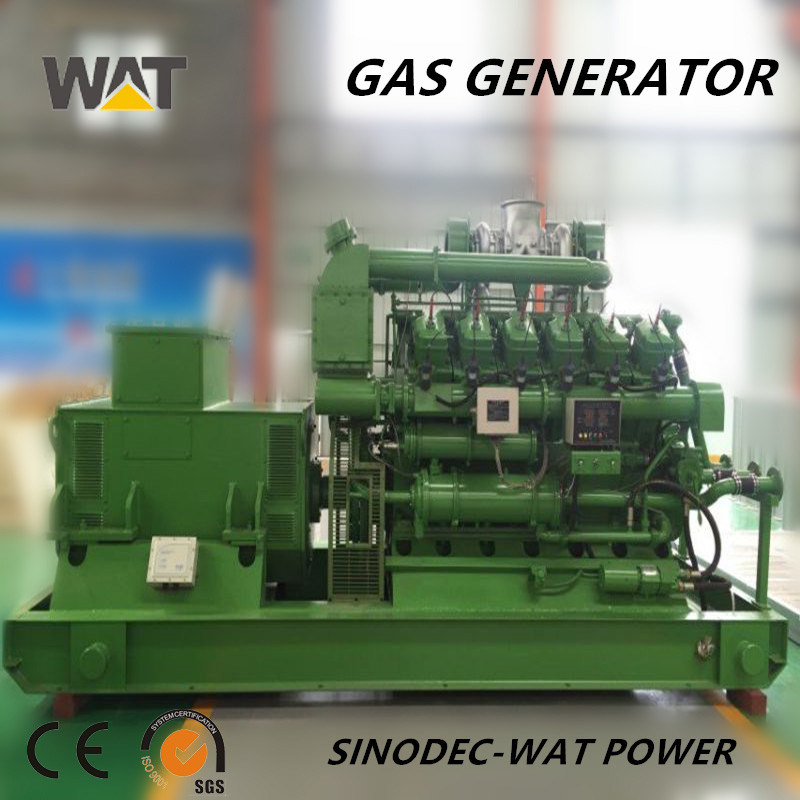 500kw Biomass Generator Set with Ce, SGS, ISO Approval