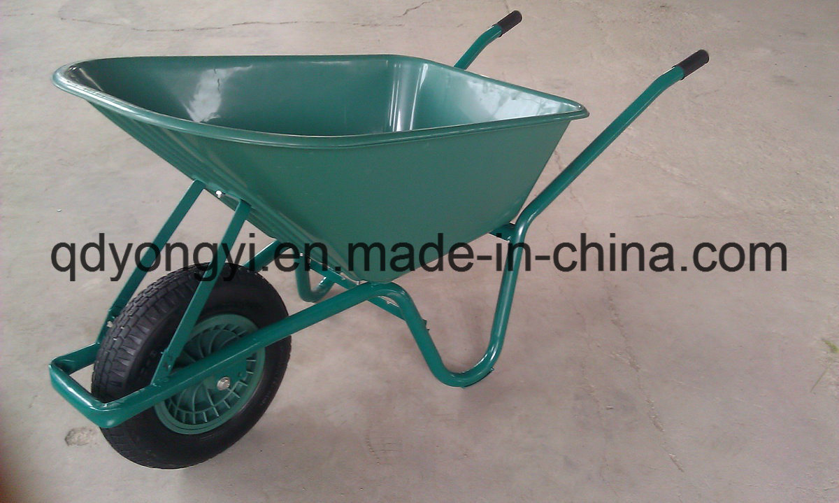 Heavy Duty Wheel Barrow for Europe Market, Ireland Wb6414