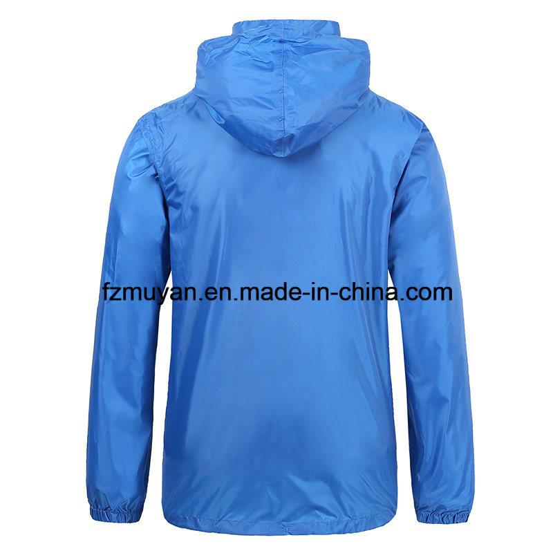 Soft Shell Waterproof Hooded Waterproof Coat