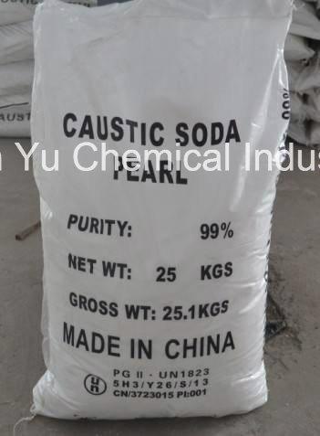 99% Caustic Soda Pearls