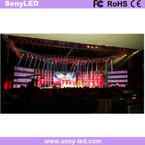 P2.5mm HD Video Wall Rental Purpose LED Screen