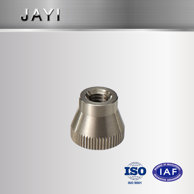 Adjust Screw of Carbon Steel, Nickel Plated, CNC Machined Parts