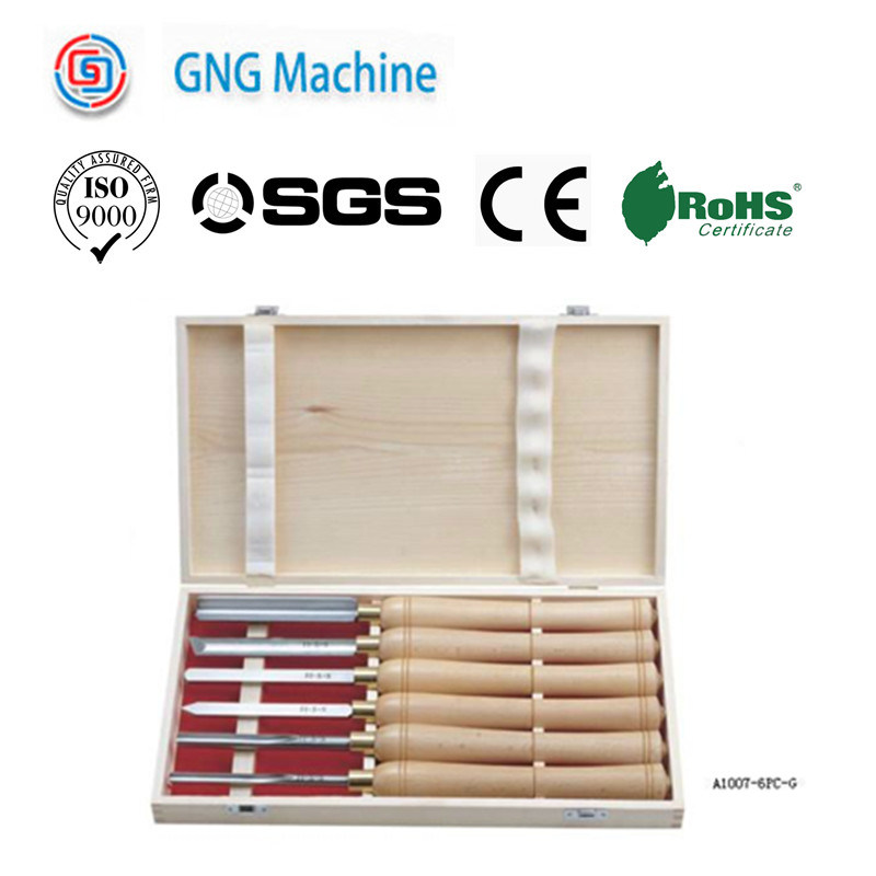 Wood Turning Tools Sets A1007-6PC