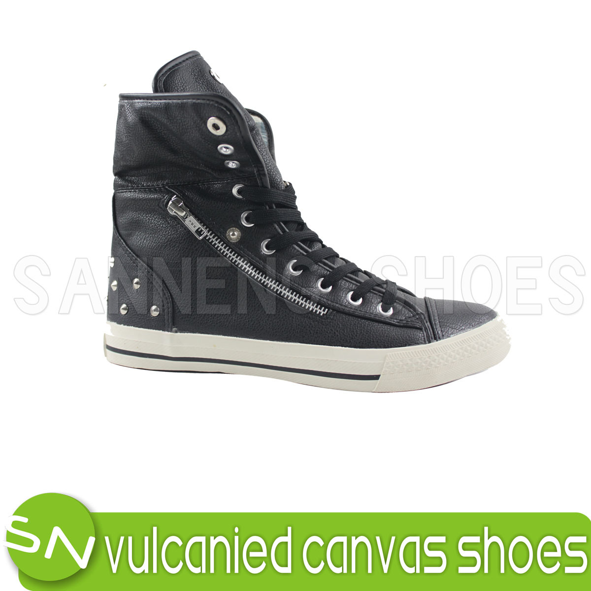 Canvas Shoes Rubber Outsole (SNC-02031)