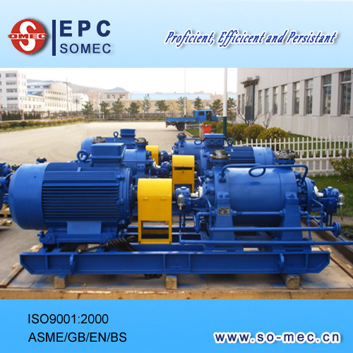 Power Plant Auxiliary Equipment - Pumps
