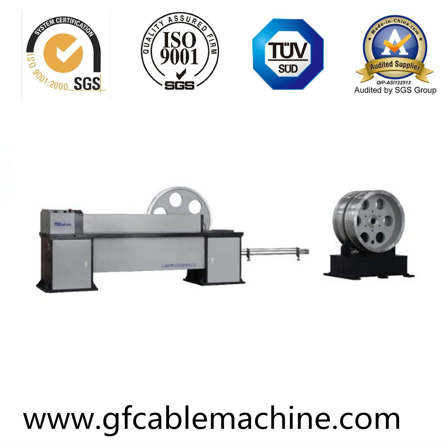 Computer Controlled Optical Cable Tension Tester Tension Testing Machine