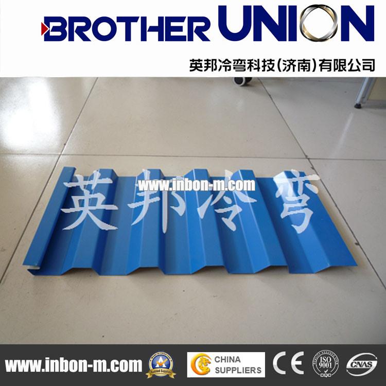 Jch820 Joint Hidden Roof Sheet Forming Machinery
