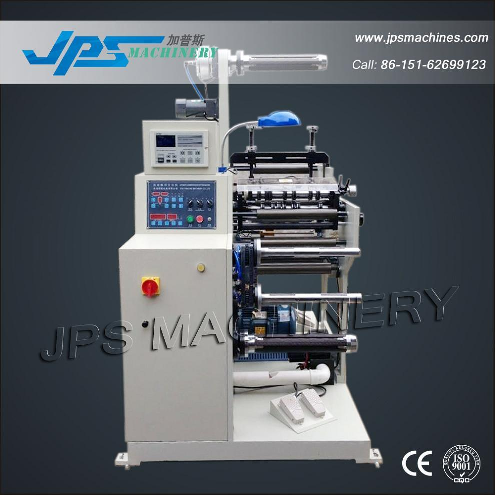 Jps-320c-Tr Automatic Paper Label Slitting& Rotary Die Cutting Machine