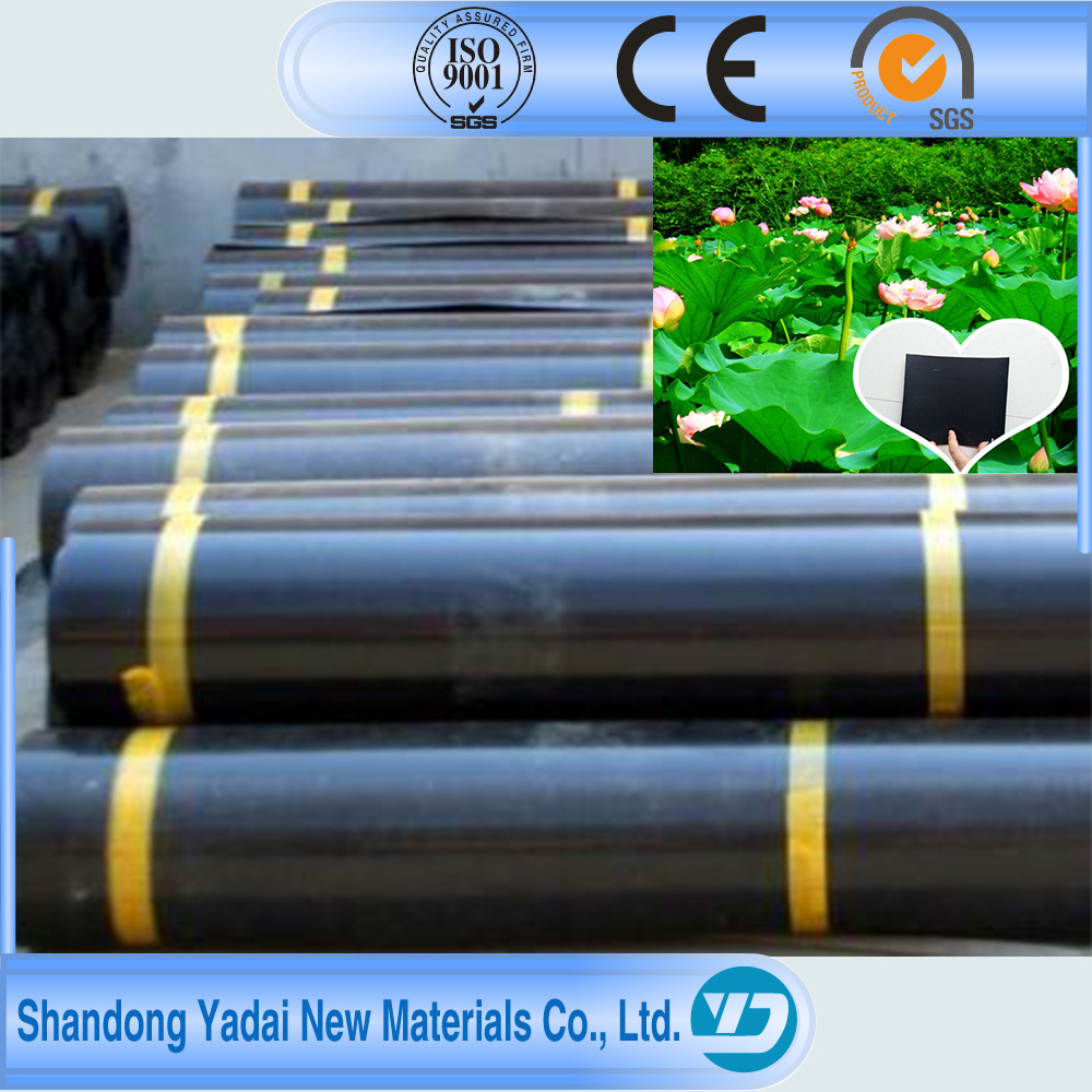 Pond Liner Used Smooth Surface HDPE Geomembrane