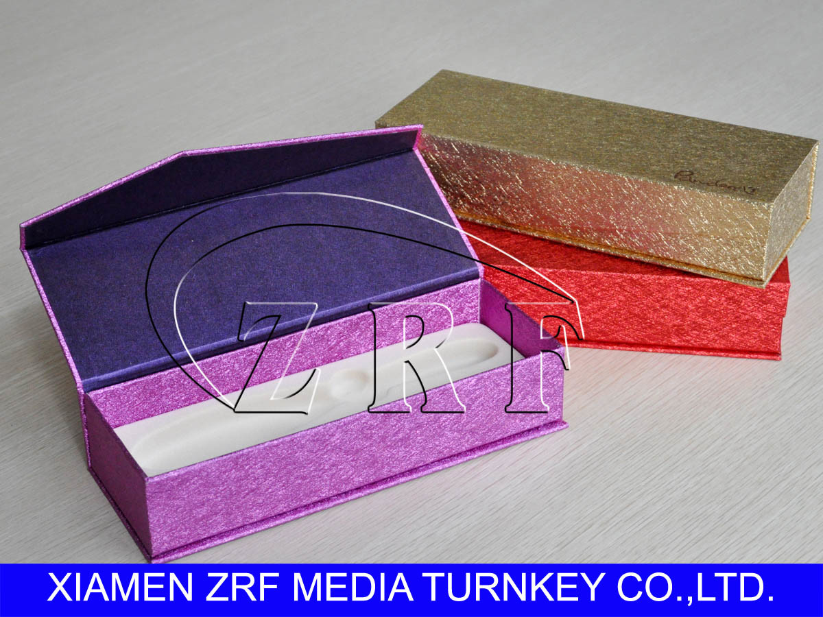 Custom Color Corrugated Paper Packaging Box