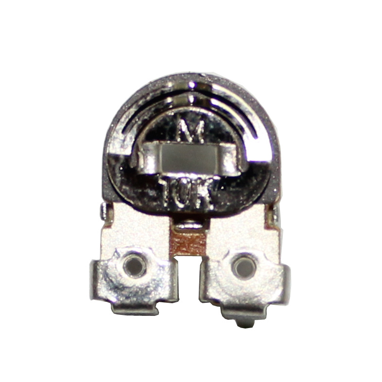 Two Terminal with Bakelite Base Semi-Fixed Potentiometer