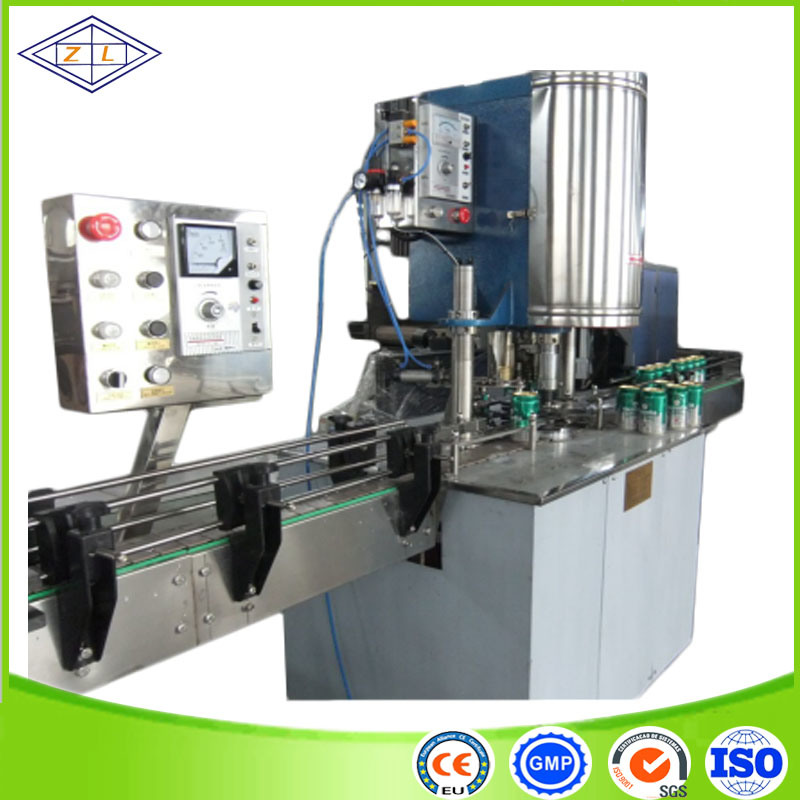 Automatic Soda Can Filling Machine