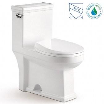 Cupc Certification Ceramic Toilet for North America (2164)