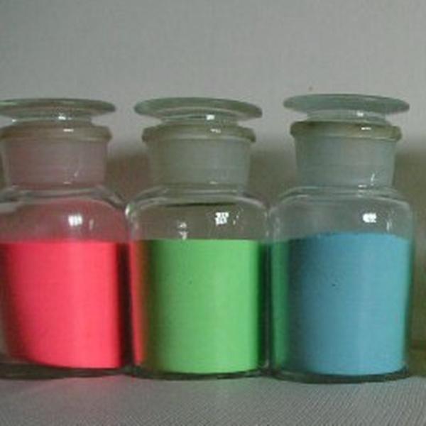 Fine Phosphorescent Pigment for Fabric Printing
