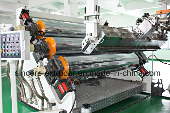 PP PS PMMA Pet Sheet Extrusion Line Production Machine