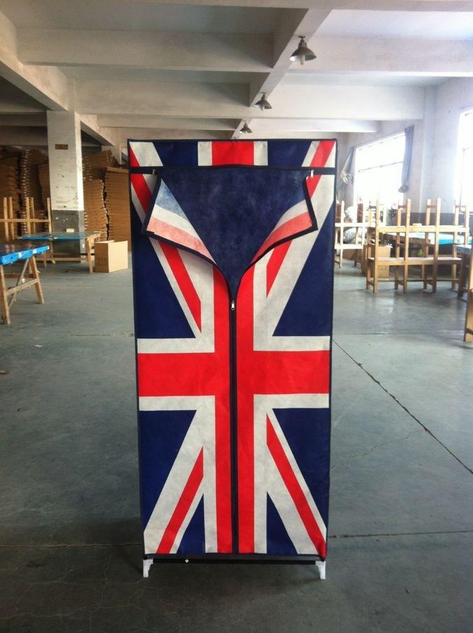 England Flag Printing Household Wardrobe