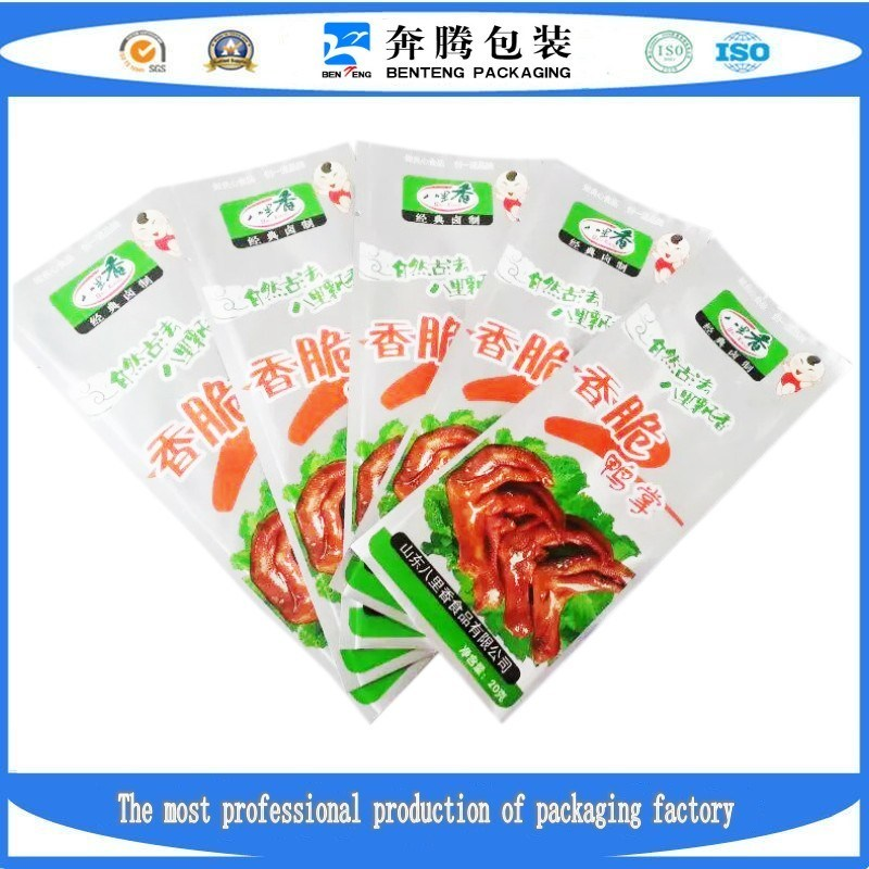 Duck Feet Food Vacuum Packaging Bags