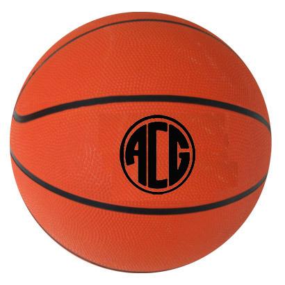 Basketball, Rubber Basketball, Promotion Ball, Gift Ball