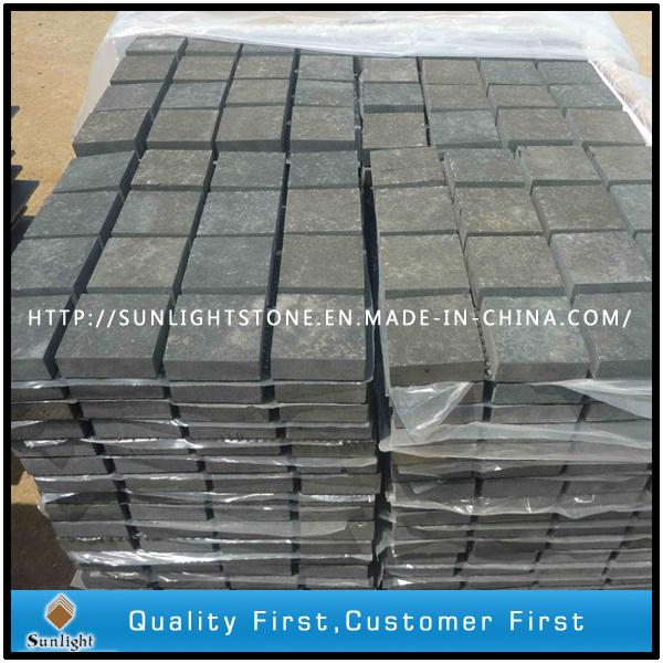 Natural Black /Grey Basalt for Tile and Paving Stone