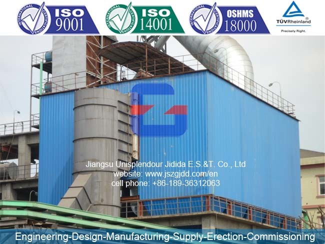 Jdmc148X2 Pulse Jet Bag-Filter Dust Collector for Power Plant