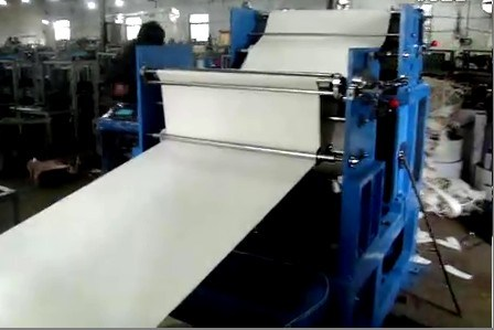 Automatic Roll Die Punching Machine / Paper Cutter