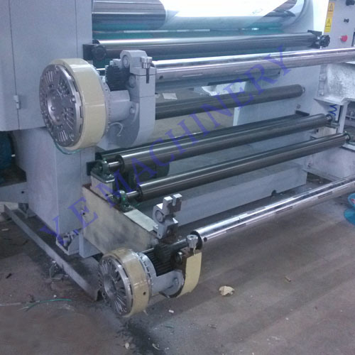 2 Layers PLC Control Dry Laminating Machine (LA-K)