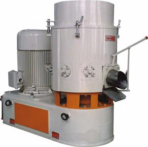 Ghx Series Plastic Chemical Fiber Granulator
