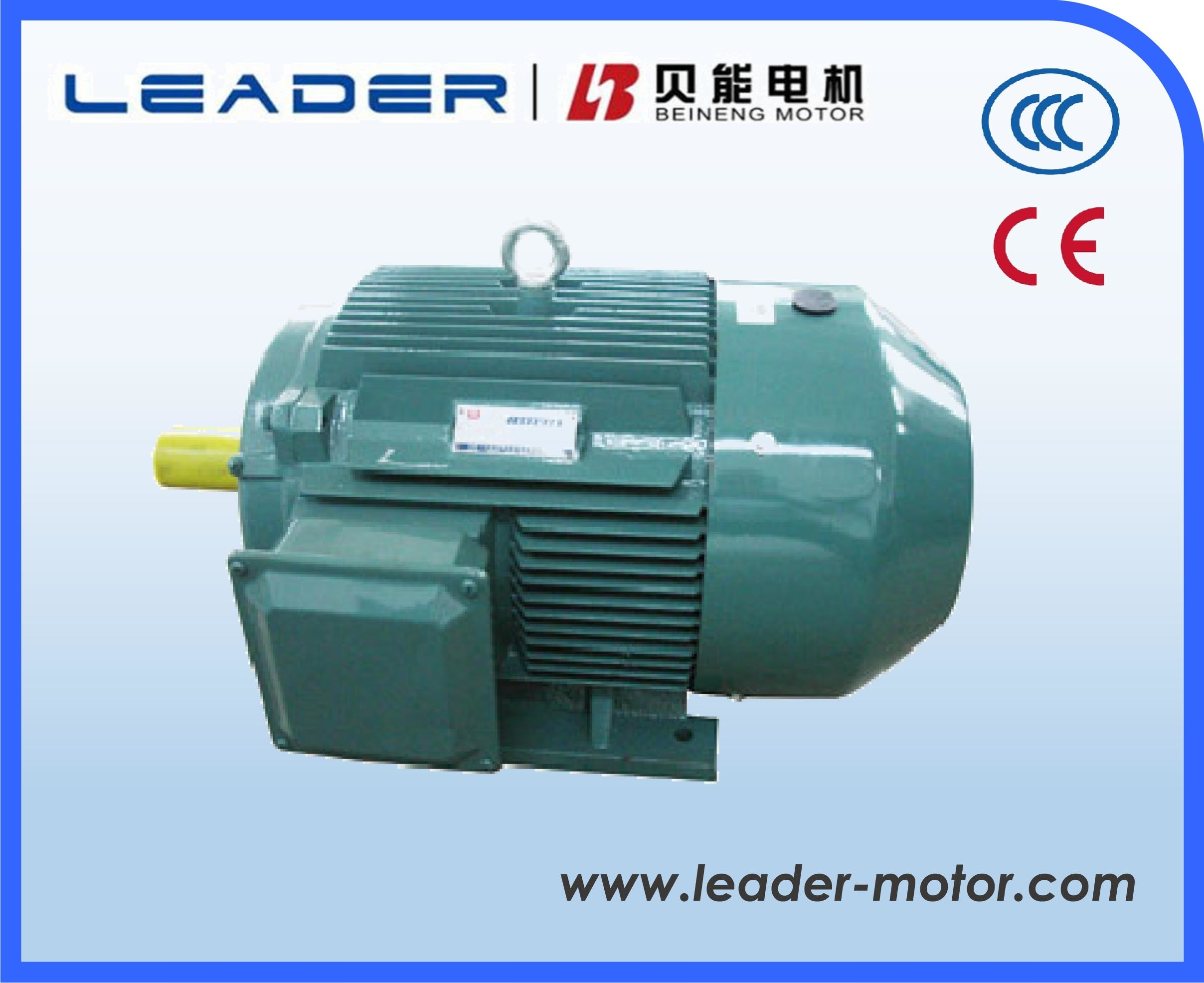 Ie3, Ie2, Ie1 Efficiency Three Phase Asynchronous Motor