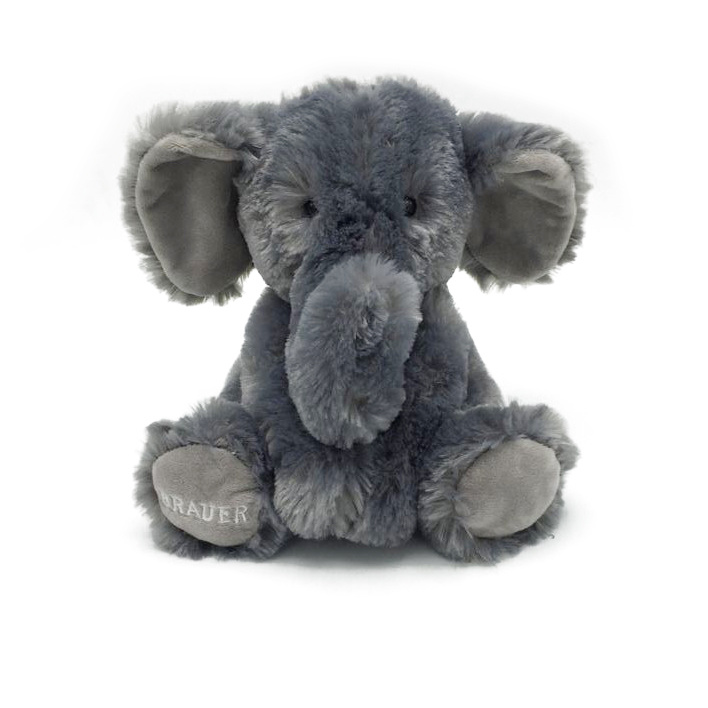 Custom Made Super Soft Stuffed Toy Plush Elephant