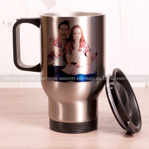Stainless Steel Metal Promotional Gift Mug