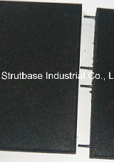 SBR-Recycled Rubber Interlocking Matting - Connectable