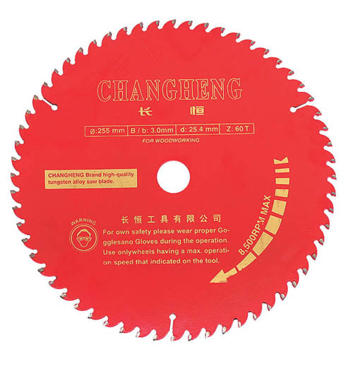 Tct Circular Saw Blades for Wood/Aluminum